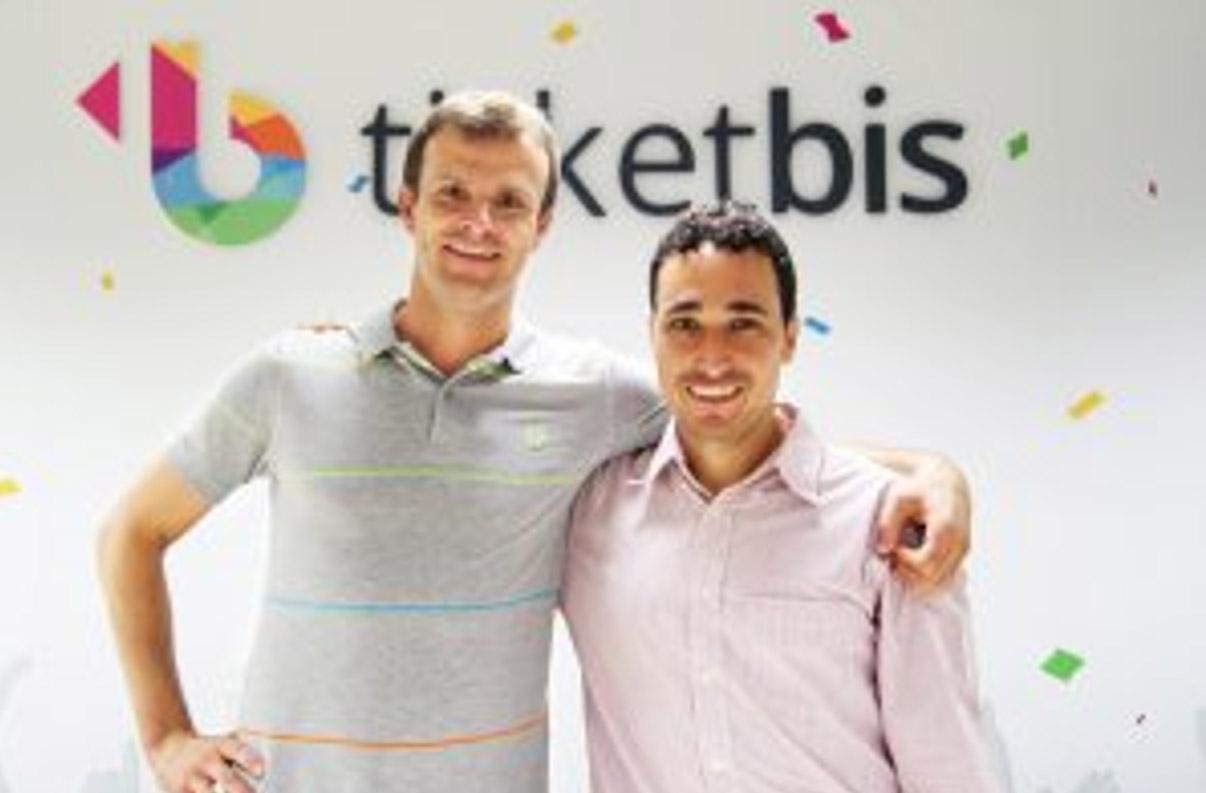 Los emprendedores y fundadores de Ticketbis, Ander Michelena y Jon Uriarte