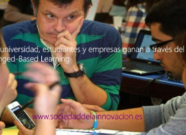 Cómo la universidad, estudiantes y empresas ganan a través del Challenged-Based Learning