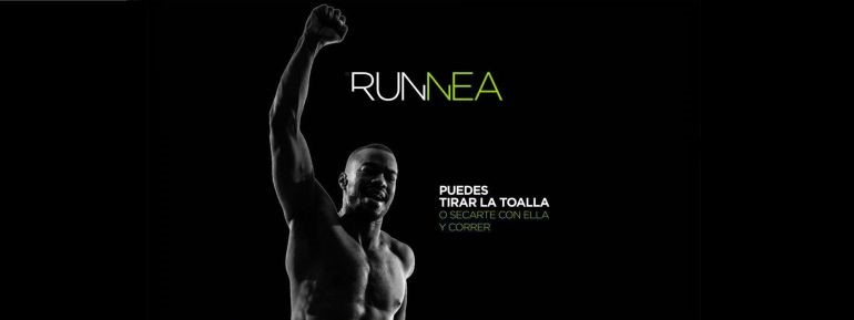 Imagen promocional de Runnea