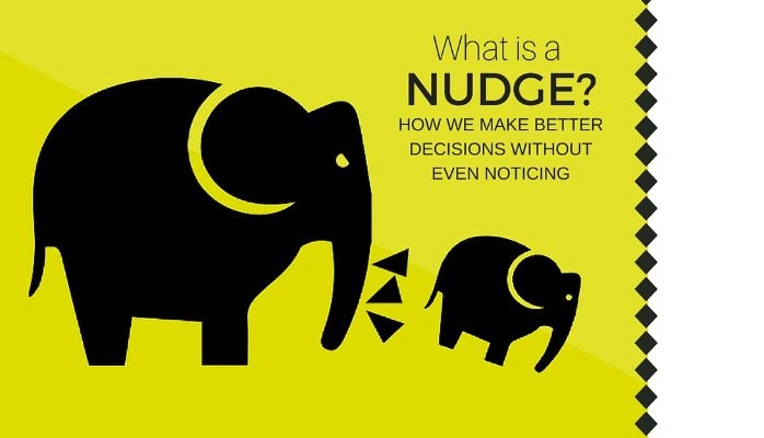 What is a nudge