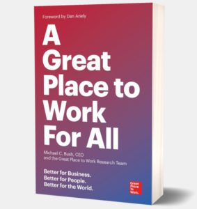 Best place to work for all