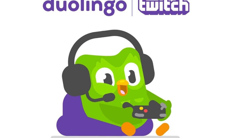 Duolingo y Twitch: juntos para impulsar el aprendizaje autónomo